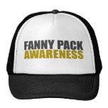 fanny pack awareness cap