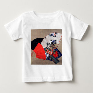Fans by Hokusai Baby T-Shirt
