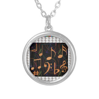 Fans Students of Music Symbol Art Display gifts 99 Pendant