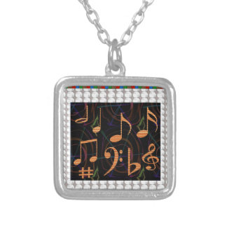 Fans Students of Music Symbol Art Display gifts 99 Pendants
