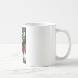 Fantastic - 1970.04_Pulp Art Basic White Mug