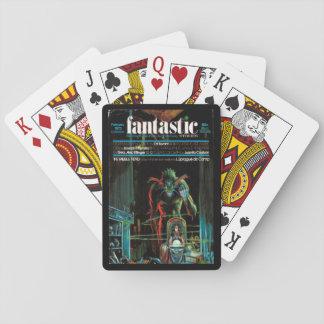 Fantastic - 1973.02_Pulp Art Deck Of Cards