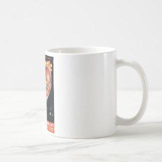 Fantastic Adventures 005_Pulp Art Coffee Mug
