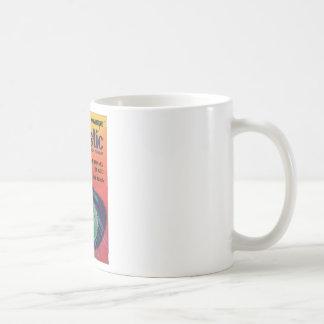 Fantastic Adventures 0_Pulp Art Basic White Mug