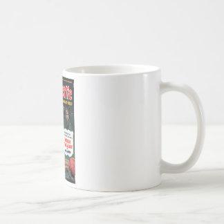 Fantastic Adventures - 1951-10_Pulp Art Basic White Mug