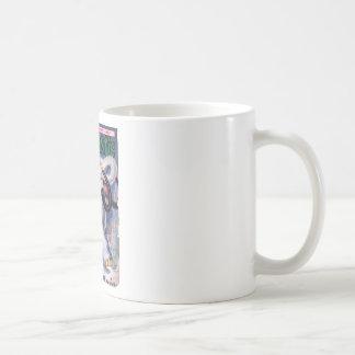 Fantastic Adventures v12 n09 (Sep 1950)_Pulp Art Coffee Mug