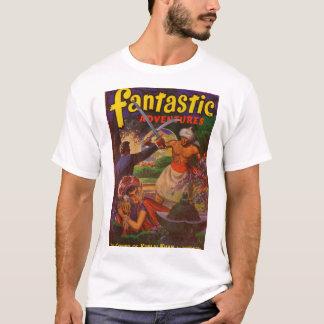 Fantastic Adventures Vol 10 03_Pulp Art T-Shirt