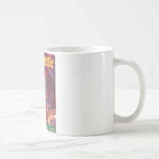 fantastic aventures 07-1946_Pulp Art Coffee Mug