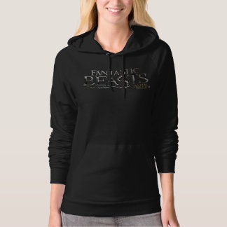 Fantastic Beasts And Where To Find Them Logo Hoodie