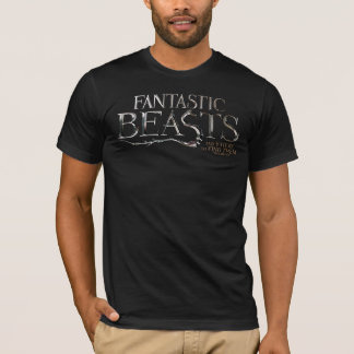 Fantastic Beasts And Where To Find Them Logo T-Shirt