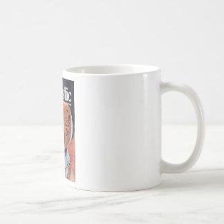 Fantastic Jun._Pulp Art Basic White Mug