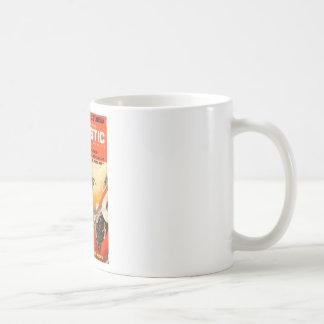 Fantastic Mar 1966_Pulp Art Basic White Mug