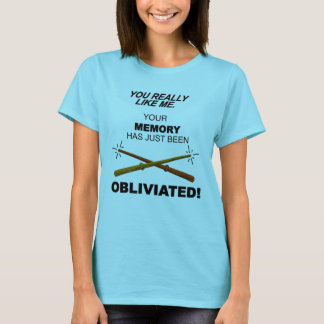 FANTASTIC OBLIVIATED BEASTS  by Slipperywindow T-Shirt