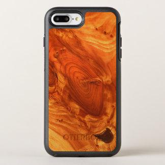 Fantastic wood grain OtterBox symmetry iPhone 8 plus/7 plus case