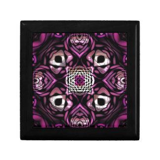 Fantastical Purple Kaleidoscope Gift Box