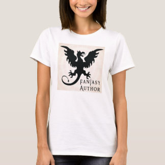 Fantasy Author Ask Me About My Book Women's Shirt