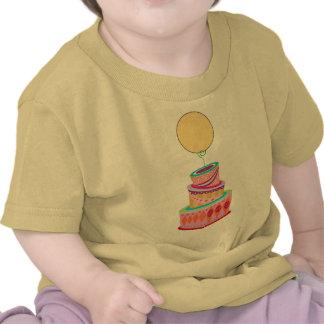 Fantasy Cake Template T-shirts