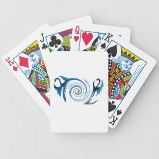 Fantasy Cards Dragon Swirl