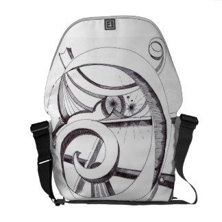 Fantasy Commuter Bag