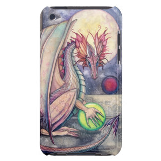 Fantasy Dragon Art iPod Touch Barely There Case Barely There iPod Case