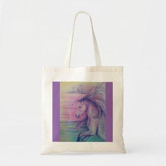 Fantasy Horse Tote Bag
