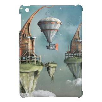 Fantasy sky abode case for the iPad mini