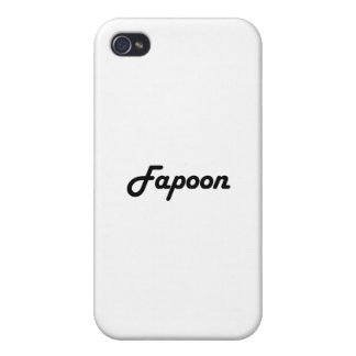 Fapoon iPhone 4 Covers