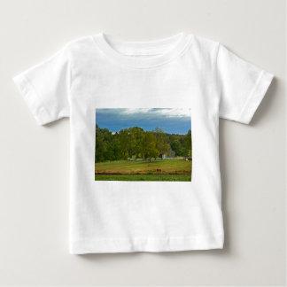 Farm - Gettysburg National Park - Pennsylvania Baby T-Shirt