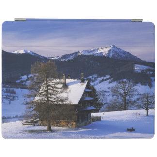 Farm house and Mount Rigi and Pilatus, iPad Cover