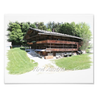 Farm Photographic Print