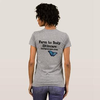 Farm to Body Skincare T-Shirt