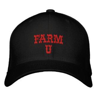 FARM   U BASEBALL CAP