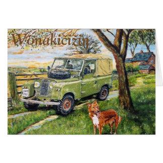 """""""FARM""""~Wonakicizin~ Loyalty Card"""