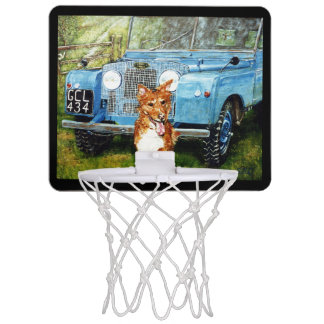 """Farmer's Friends"" Mini Basket Ball Hoop"
