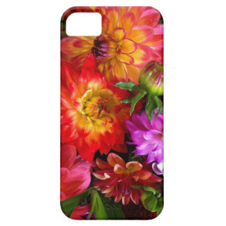 Farmers market flowers case for the iPhone 5
