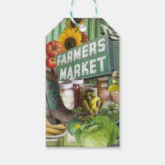 Farmers Market Gift Tags