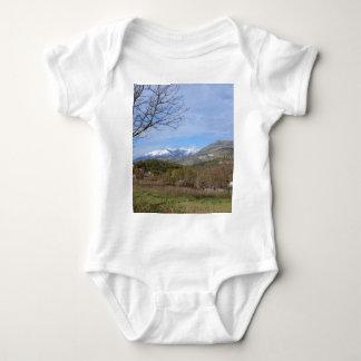 Farmland In Winter In Calabria Shirts