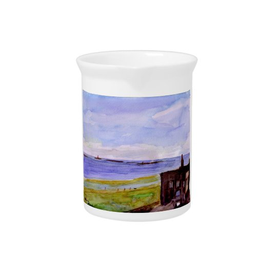 Farne Islands Pitcher