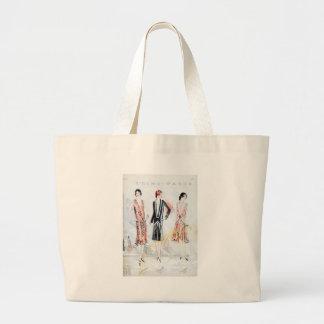 Fashion April 1928 Canvas Bags