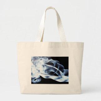 Fashion Art Solid Shiny Royal Rich Art Design Patt Large Tote Bag