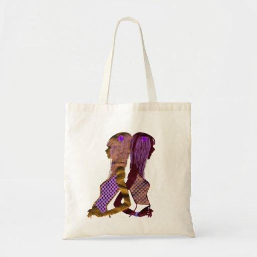 Fashion Beauty Canvas Bag