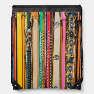 Fashion Belts Drawstring Bag