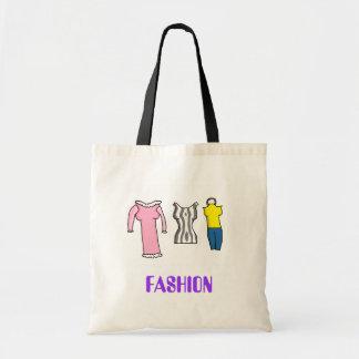 Fashion Budget Tote Bag