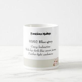 Fashion Haiku 01 Basic White Mug