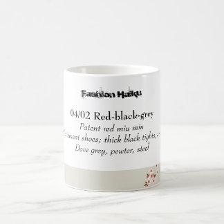 Fashion Haiku 02 Basic White Mug