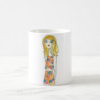 Fashion Mug- Ame Basic White Mug
