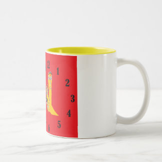 Fashion shoe mug