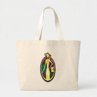 Fashion Street Jumbo Tote Bag