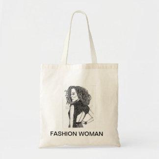 Fashion Woman ! Budget Tote ! Budget Tote Bag