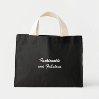 Fashionable and Fabulous Tote Bag